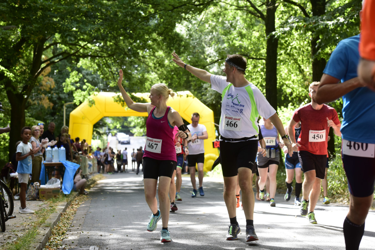 AWO rennt 2019 @ Sportplatz RW Sutthausen | Osnabrück | Niedersachsen | Deutschland